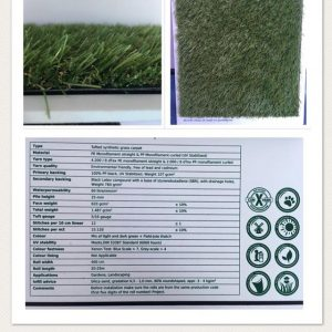 Belfry Artificial Grass