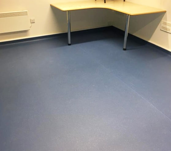 Commercial slip resistant flooring Hampshire