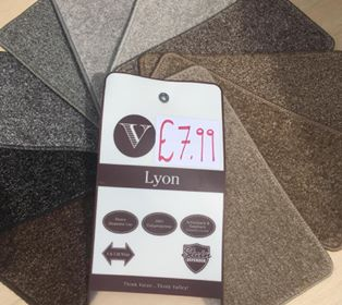 Lyon value carpet Southampton