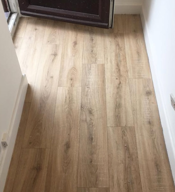 Oak flooring installation Hampshire