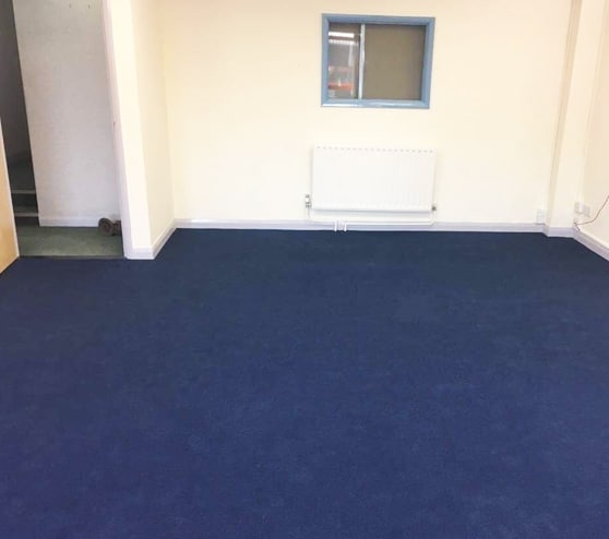 Office carpets Hampshire