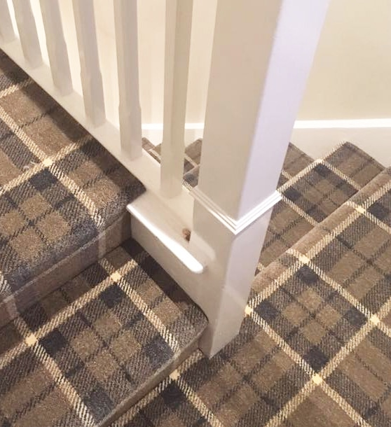 Patterned carpet fitting Hampshire