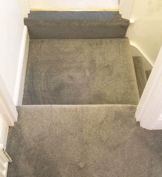 Stair carpet fitter Southampton