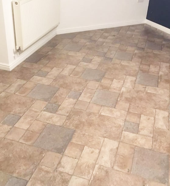 Tile effect vinyl Hampshire