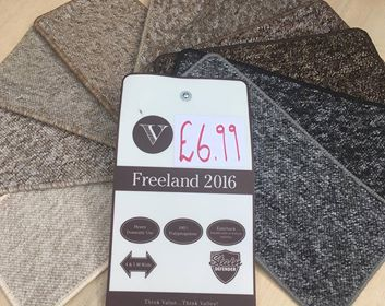 Value Freeland carpet Southampton