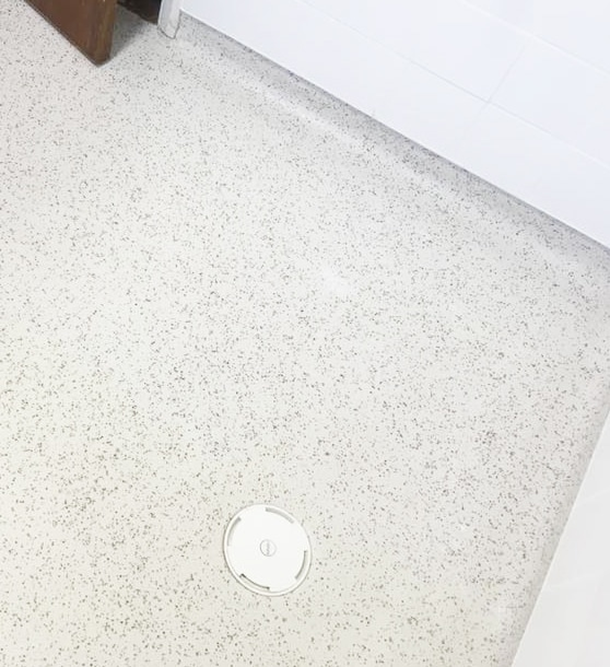Wet Room Flooring installation Hampshire