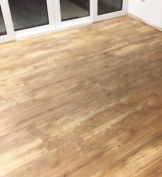 Wood effect vinyl Hampshire
