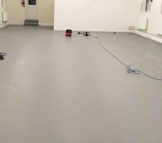 Workshop flooring Hampshire