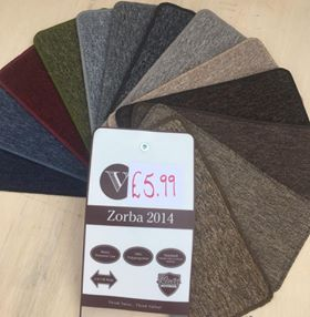 Value Zorba Carpet