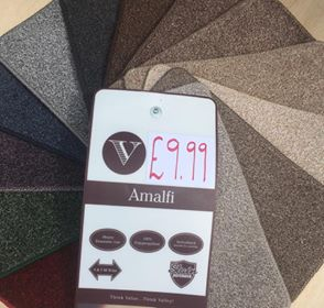 amalfi carpet suppliers southampton
