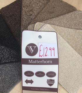 matterhorn carpet suppliers southampton