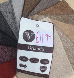 orlando carpet suppliers southampton